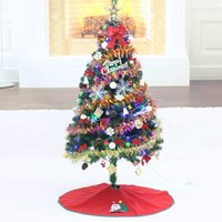 Wholesale 2017 Giant Outdoor NEWEST Merry Christmas Tree Decorations Ornament with LED Light Artificial Decorative Christmas Tree Set for Sale