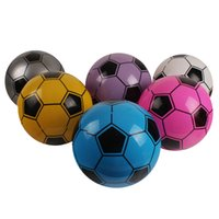 Wholesale Manufacturers selling children s football fitness cmpvc9 inch double seal football inflatable toys to sell