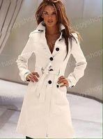 Cheap Women cape coat Best Fashion Lapel Neck winter wool