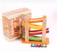 Wholesale The German fairy PA s EICHHORN Toy Puzzle Children slide block love song Li high quality safety
