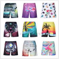 Wholesale Brand Man Boardshorts Quick Drying Board Shorts Fashion Surf Shorts Men Beach Shorts Outdoor Beach Pants Sports Short Pants Swimwear B1677