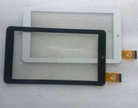 Wholesale Black New touch screen quot ZLD070038MQ72 F A Tablet Touch panel Digitizer Glass Replacement Sensor Replacement