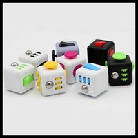 big blue movie - queeze Fun Stress Reliever Gifts Fidget Cube Relieves Anxiety and Stress Juguet For Adults Children Fidgetcube Desk Spin Toys Decompression