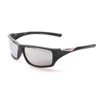 2017 Lentes estupendas estupendas de la resaca del precio bajo de las gafas de sol de la bicicleta de los deportes al aire libre de las gafas de sol de la venta al por mayor del verano