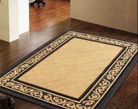 beautiful door mats - Hot Sell Carpet Dining Living Sitting Rest Bed Room Door Mat Floor Pad Matting Rugs Beautiful Office Wool Material Footcloth