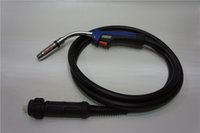 Wholesale HitboxBinzel MB36 KD KD Air Cooled MIG Torch with Euro Connector M sent from Factory directly