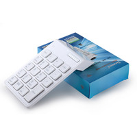 Wholesale High Quality Wireless G Mini USB Keys Pad Numeric Keypad Subreed mini keyboard For Desktop PC