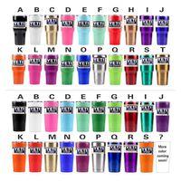 Wholesale Colored Yeti Cups oz And oz Rambler Tumbler YETI Cups Cars Beer Mug Large Capacity Mug Tumblerful