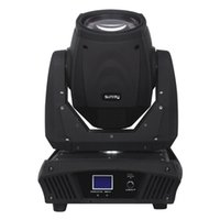 Wholesale LIGHTIN W R Moving Head Light With in1 Flight Case Package For Disco Bar Club
