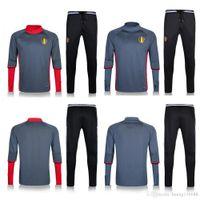 Wholesale New Belgium training uniforms sportswear Thailand top quality Belgium jerseys