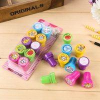 Wholesale New hot children toys Rubber Stamp seal g DIY Paper crafts scrapbooking decoration Stamp gifts