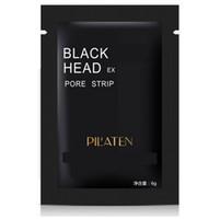 Wholesale 2017 Original PILATEN Facial Minerals Conk Nose Blackhead Remover Mask Pore Cleanser Nose Black Head EX Pore Strip dhl free