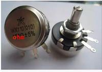 Wholesale WX110 K Wirewound potentiometer