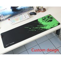 Wholesale a large mouse pad that can be placed in mouse and keyboard