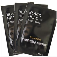 Wholesale PILATEN Facial Minerals Conk Nose Blackhead Remover Mask Facial Mask Nose Blackhead Cleaner g