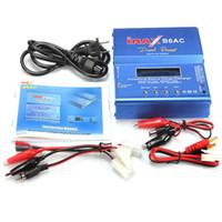 Wholesale 80W iMAX B6 AC B6AC Lipo NiMH S RC Battery Balance Digital Charger Discharger