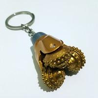 Wholesale 2017 Hot sale keychain tricone bit keychain gift keychain hot keychain metal key chain