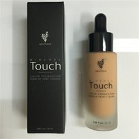 Wholesale 10 Colors NEW Unique Touch Mineral Liquid Foundation Professional Makeup Foundation Waterproof Face Concealer Liquid in stock