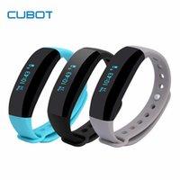 CUBOT V2 bande Smart étanche IP65 Bracelet pour Android Samsung et IOS Apple Heart Rate Monitor en temps réel GPS Sports Wristband PK miband