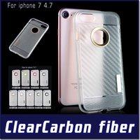 apples play - For iphone plus plus galaxy J1 MINI Prime Motorola moto G4 PLUS G4 PLAY Armor TPU case Clear Carber Fiber Cover