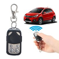 Wholesale New of Wireless Remote Control Duplicator Copy Cloning Code RF Learning Controller MHZ MHZ for Car Gate Garage Key Channel