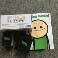 Wholesale Hot Joking Hazard Party Game Funny Games For Adults With Retail Box Comic Strips Card Games board games