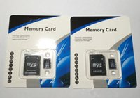adapter gb - Class GB Micro SD TF Memory Card Class With Adapter gb Class TF Memory Cards with Free SD Adapter Retail Package DHL EMS UPS