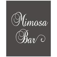 bar chalk board - Chalk Sign Mimosa Bar Wedding Reception Signage Bridal Shower Party Decoration Home and Kitchen Chalk board