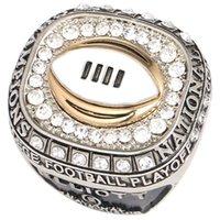 2015 Ohio State Buckeyes campeonato tamaño del anillo 11 y tamaño 12