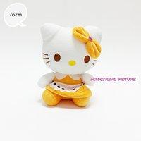 Wholesale Hot Sale Styles Sitting Height cm Hello Kitty Plush Toys Cute Stuffed Dolls for Children Birthday Gift