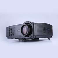 Wholesale Smart HD LED HD projector home theater business Segmen Hotel wedding dedicated projector lossless color playback playback