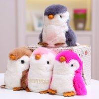 Wholesale Enterprise pendant backpack hanging plush doll cute adorable Penguin Penguin Meng doll