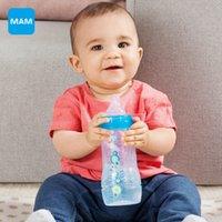 Wholesale MAM Baby Bottle ml Milk Bottle child Feeding kids cup child nurse bottle PP Material