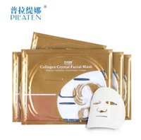 Wholesale Pilaten Natural Crystal Collagen Facial for Women Whitening Anti Aging Anti Wrinkle Moisturizing Skin Care Face Masks