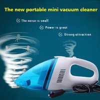 Wholesale Vehicle mounted mini vacuum cleaner wet and dry portable vehicle dust collector for cleaning car