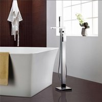 Wholesale Superior in Quality and Reasonable in Price Bathroom Faucet Chrome Polished Ceramic Hot Cold Water Mixer Distinguished Shower Faucet