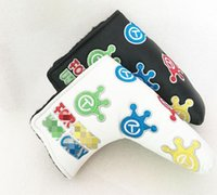 Wholesale New Hot TOUR ONLY Golf Clubs Cover Putter Headcovers Golf Head Covers Putter Clubs