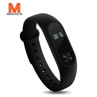 Wholesale Newest Original Xiaomi Mi Band OLED Screen Touch Operation New Bracelet Better Algorithm Pulse Heart Rate IP67 days