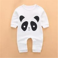 bear jumper - Cute Baby Romper Kids Jumpsuits Newborn Baby Soft Clothes Infant One piece Jumpers Kids Jumpersuits Bear Bodysuit