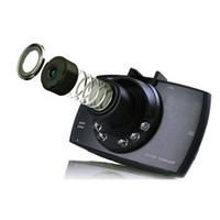 Wholesale 2 quot Dash Cam Full HD P Car Dvrs G30 Novatek NT96220 Car Camera Recorder With Motion Detection Night Vision G Sensor Car DVR