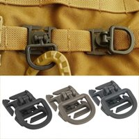 backpack sternum strap - mm Molle Tactical Rotation D Ring Backpack Buckle Sternum Strap System Swivel POM Buckle