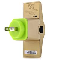 al por mayor vonets repetidor wifi-Vonets VRP5G 750Mbps WiFi Repetidor Banda Dual 2.4GHz / 5GHz Amplificador de señal de apoyo 802.11AC