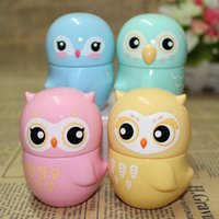 Wholesale ml Hand Care Cute Owl Fresh Fruity Makeup Moisturizing Whitening Hand Cream Gift To Friend