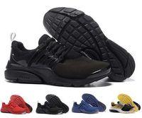 buy men designer basketball - Wholesale Air PRESTO BR QS Breathe Black White Mens Basketball Shoes Sneakers Women,Running Shoes For Men Sports Shoe,Walking designer shoes