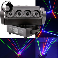 american dj laser - RGB Lens Fat Beam Moving Head Spider Laser Stage Light American DJ Club Party Lighting