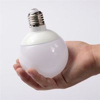 Wholesale LED Globe Bulb E27 W W W W Ball Light Energy Saving Lighting V Equivalent with W Incandescent Bulb