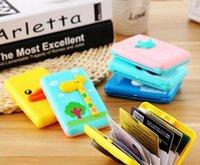Wholesale Beautiful Trend Practical Stereoscopic Cartoon Hard Card Box