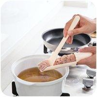 Creativo bricolaje albóndigas productor de gambas bola de procesamiento de cucharada albóndiga pescado Ball Meat Maker Herramientas de cocina