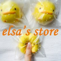 anime phone strap - squishies rare squishy anime kawaii duck squishy toy for kids lanyard for keys strap for mobile phone