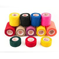 Wholesale Waterproof Self Adhesive Bandage Tape Finger Joints Wrap Sports Care